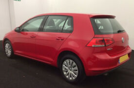2013 VW GOLF 1.6 TDI S GOOD / BAD CREDIT CAR FINANCE AVAILABLE