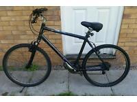Hybrid bike cheap