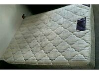 Great condition King Size Orthopedic Back Care Firm Spring Mattress