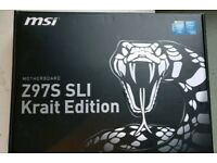 Motherboard Bundle with Liquid cooling