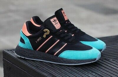 """Adidas Iniki Runner x Size Exclusive """"Hawaiian Thunderstorm"""" UK10 New Sold Out"""