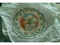 The Snowman Gift Collection Collectable Plate