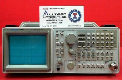 Tektronix 2712 Spectrum Analyzer 9 Khz To 1.8ghz