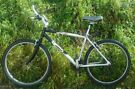 Carrera aluminium frame bike