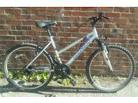 Ladies Radford lightweight aluminium frame bike