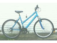 Ladies lightweight bike in great condition