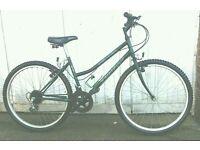 Ladies Emmelle Nightshade bike