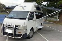 2006 Toyota Hiace Van/Minivan Mosman Park Cottesloe Area Preview