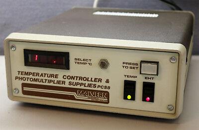 Malvern Pcs8 Photomultiplier Temperature Controller