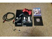 Sony PlayStation 4 500GB Console (Black) / 2 dualshock