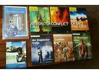 Bundle GCSE ENGLISH Study guides