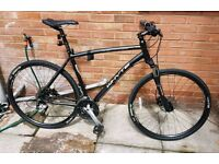 **WHYTE MALVERN HYBRID CYCLE, BIKE, BICYCLE
