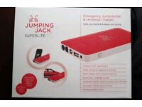 Jumping Jack superlight charger