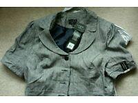 Bundle of ladies jacket and shirts (size 18)