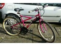 Girls Mountain Bike (ono)