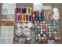 Nail art bundle manicure **WORTH OVER £150**