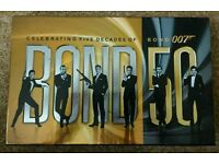 James Bond 50 years Collection