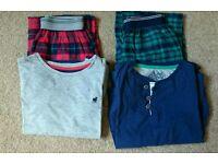 Boys 2 sets pyjamas
