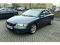 VOLVO S60 D5 AUTOMATIC 2 OWNERS DRIVES SWEET VERY SMOOTH MOT NOV 2017 SERVICE HISTORY