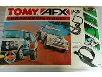Tomy AFX Daredevil slot car set