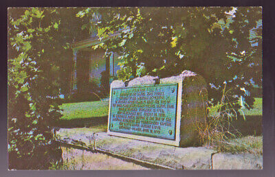 WESTERLY RHODE ISLAND RI house on Weekapaug Rd Samuel Ward Postcard