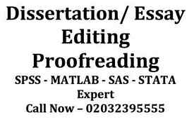 Dissertation / Essay Help in Econometrics,Macro Economics,Finance,Statistics,SPSS,MATLAB,SAS, STATA