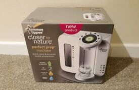 Tommee Tippee Perfect Prep Machine Brand New and Sealed