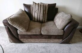 Two Seater and Three Seater Sofas