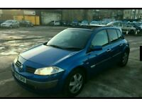 2005 Renault Megane dynamic panoramic. Px welcome