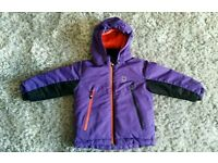Color kids winter / ski jacket age 2 - 3