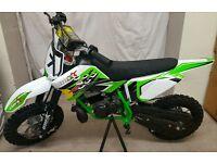 "IMR racing 12"" 50cc motocross bikes"