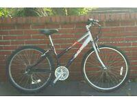 Ladies Raleigh lightweight alloy bike