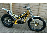 SHERCO ST 300 2014 MODEL EXCELLENT CONDITION