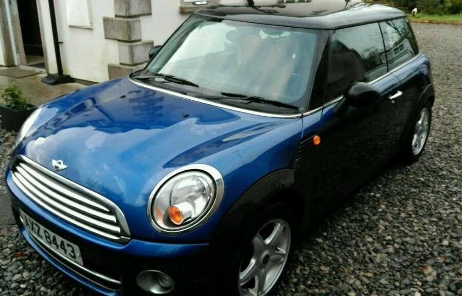 mini cooper 1 6 2008 chilli pack 3200 ono in dungannon county tyrone gumtree. Black Bedroom Furniture Sets. Home Design Ideas