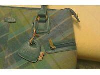 Ness blue/turquoise handbag