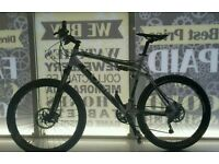 CUBE XMS MOUNTAIN BIKE