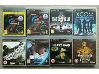 PS3 Games. Beyond (Sealed) Heavy Rain, Supremacy MMA (Sealed) and more