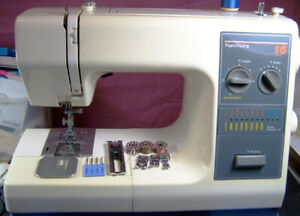 KENMORE PORTABLE 16 MULTI-STITCH SEWING MACHINE