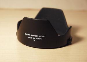 Sigma 52mm Lens Hood