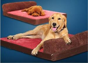 Middle Dog Bed with Headrest Edition 40 251272