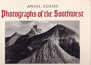Ansel Adams: Photographs of The Southwest (first edition)
