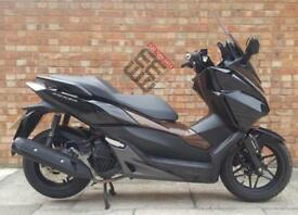Honda Forza 125cc ABS, Very good condition with low mileage, sold with leg cover