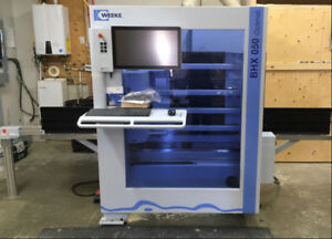 Weeke/Homag BHX 050 Optimat Vertical CNC Processing Center