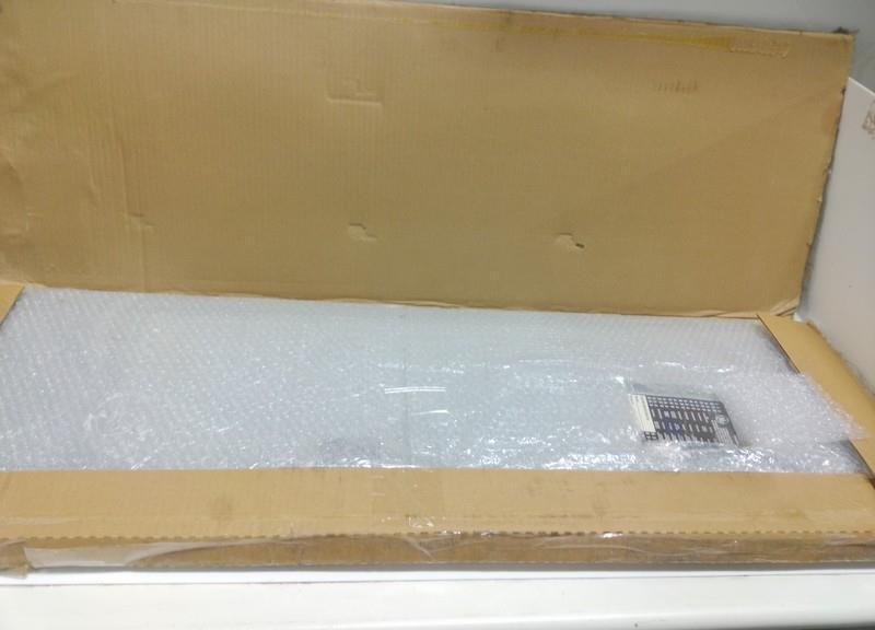 """GENERAL ELECTRIC 45""""x16""""x1-1/4"""" ENCLOSURE COVER PANEL ONLY NEW *JCH*"""
