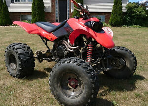2002 Honda Ex 400 with 600cc engine