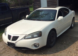 2006 Pontiac Grand Prix GT Super Charge