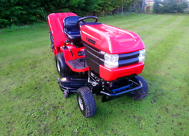 WESTWOOD T1600H PETROL RIDE ON MOWER SERVICED READY FOR WORK £2995