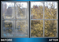 Foggy glass replacement