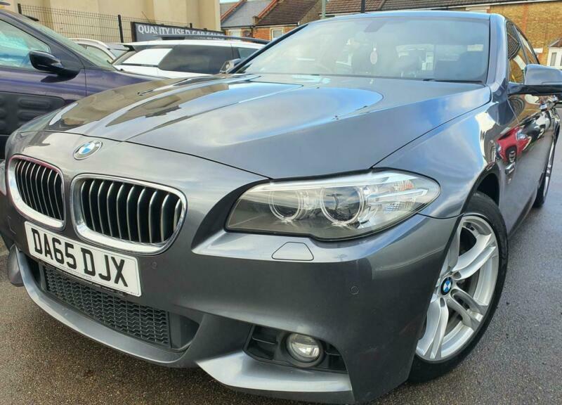 2015 BMW 5 Series 520D M SPORT 4-Door Auto Saloon Diesel Automatic