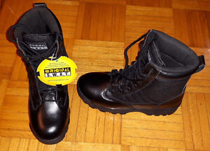 "Original SWAT black 9"" classic size 8.5 new London Ontario image 1"